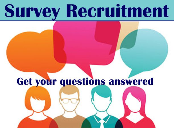 survey recruitment